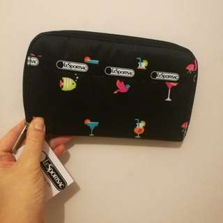 Lesportsac passport holder
