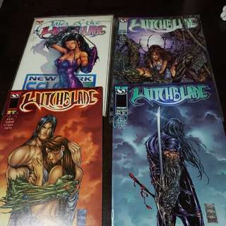 Witchblade Bundle *Free Mailing *