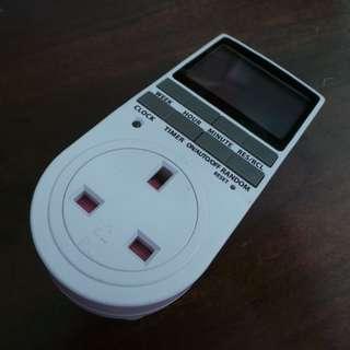 02043 Digital Timer Switch