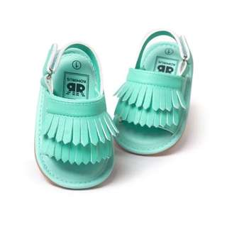 🦁Instock - mint crib shoes, baby infant toddler girl boy children sweet kid happy