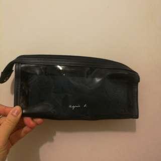 Agnes B 筆袋/化妝袋