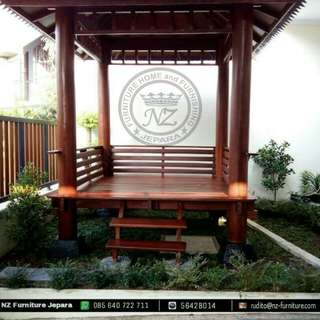 Gazebo Garden Outdoor Furniture