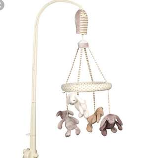 Jellycat musical cot mobile