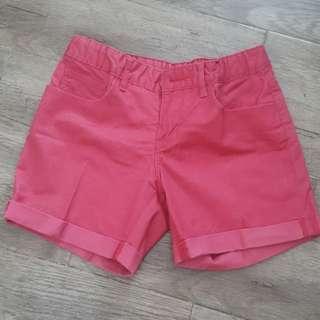 GAP Pink shorts