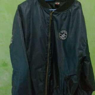 Jaket Boomber Laki² UK XL (Muat BB 80- 100kg)