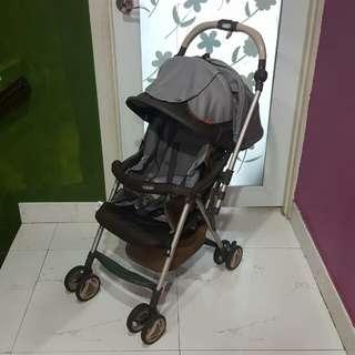 Japan luxury brand COMBI Baby stroller trolley