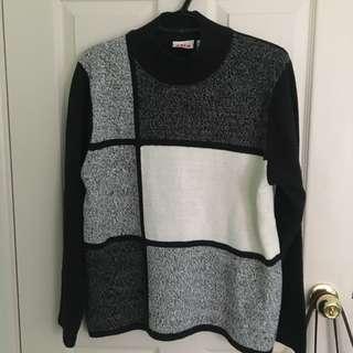 Mod Sweater