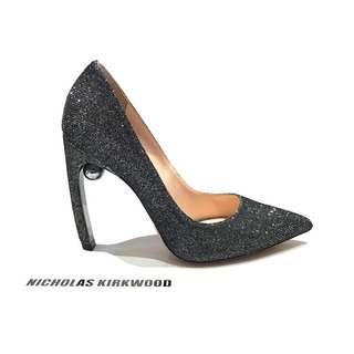 NICHOLAS KIRKWOOD 珍珠淺口高跟鞋