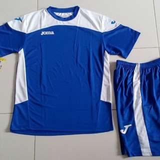 BNWT Joma Jersey set with printing