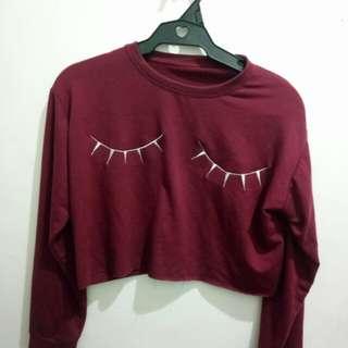 Jukaykay Cropped Sweater