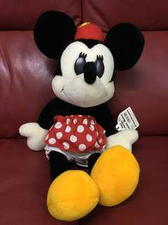 """80s Minnie Mouse 11"""" tall"""