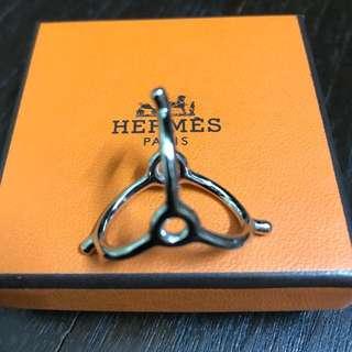 全新hermes 絲巾扣