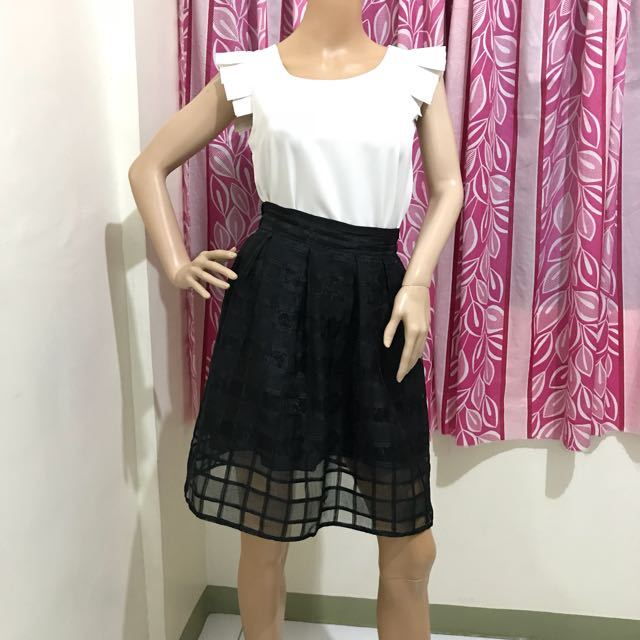 """25"""" Stretchable Party Skirt"""