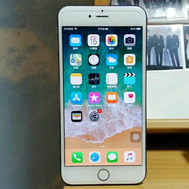97% Nearly New Iphone 6 16G Silver