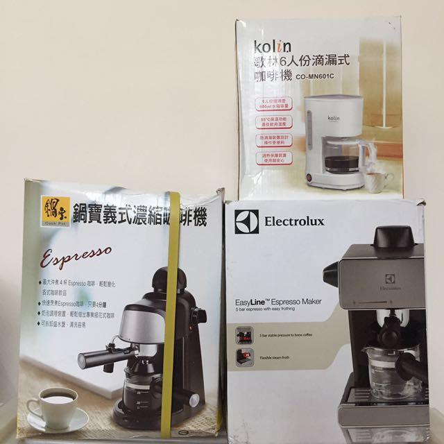 鍋寶 義式濃縮咖啡機