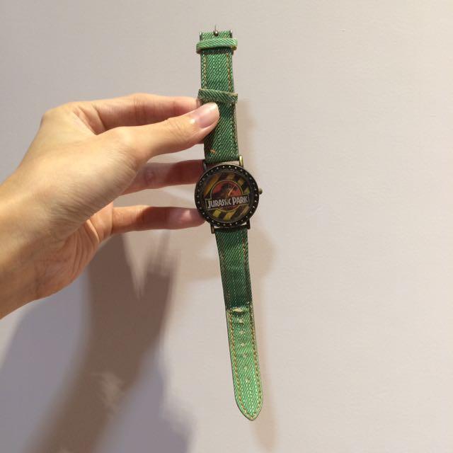 復古 侏羅紀公園 手錶 懷舊