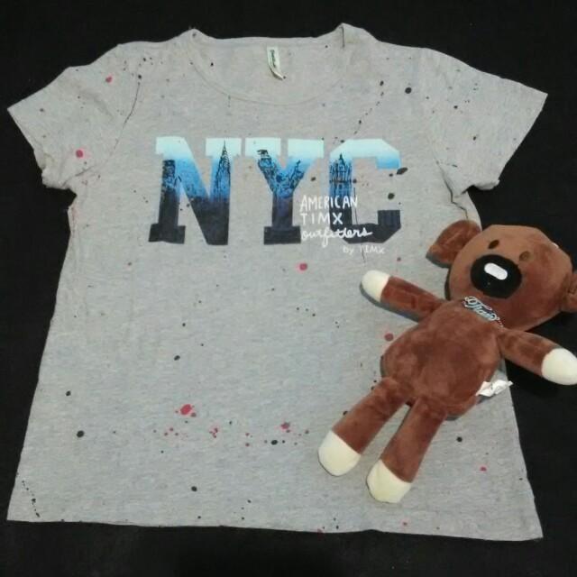 ❤ Kaos Anak NYC Import