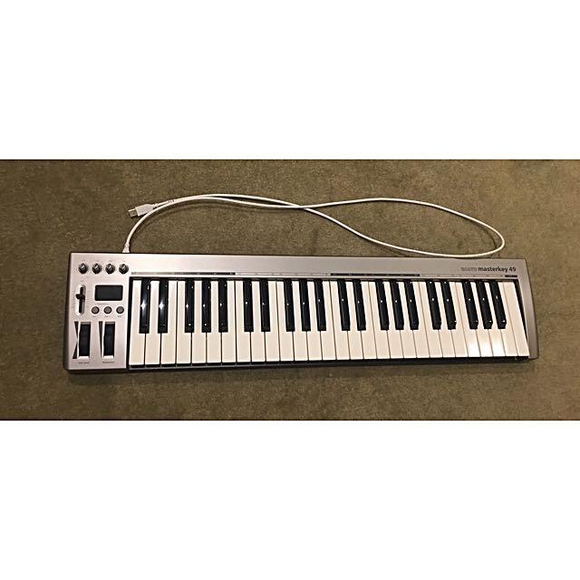 Acorn Instruments Masterkey 49 Keyboard