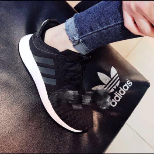 (限時優惠)Adidas X-PLR 運動鞋 (黑)#新春八折