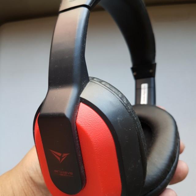 Alcatroz Airwave 300 Wireless Bluetooth Headphonss