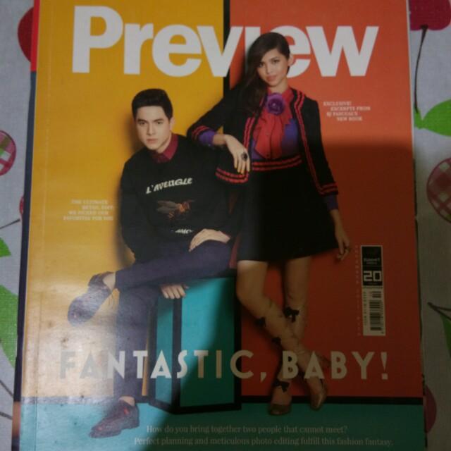 AlDub Preview Magazine (November 2015)