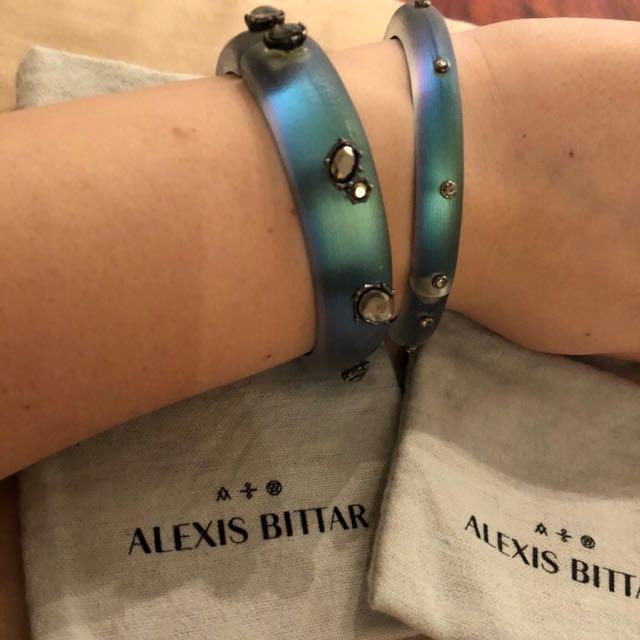 ALEXIS BITAR 2 BRACLETS BRAND NEW