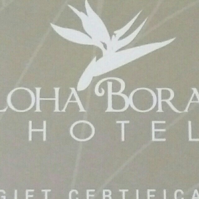 Aloha Boracay hotel 3D/2N accommodation