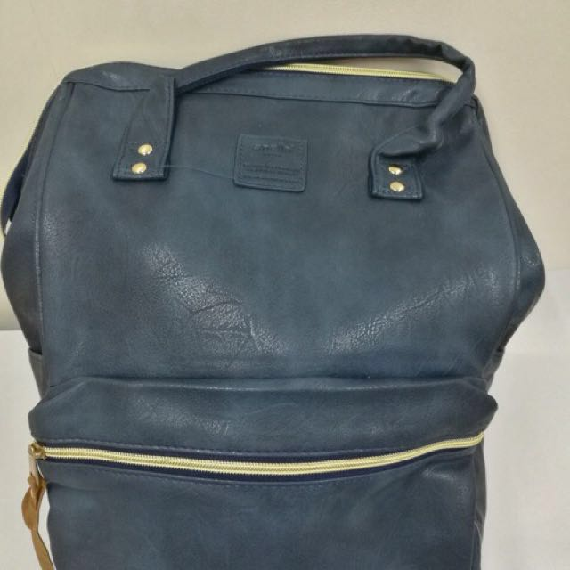 Anello Backpack Leather (Large)