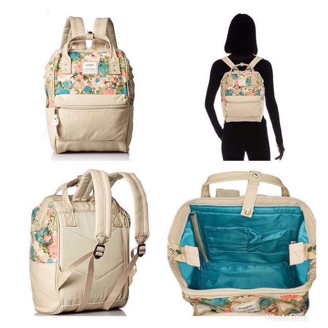 Anello Floral Backpack