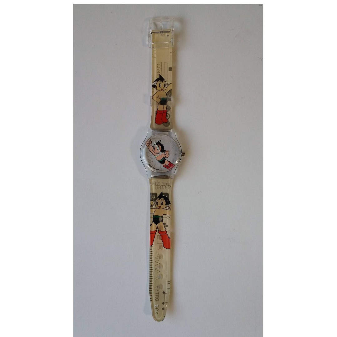 Astroboy Collectible Watch
