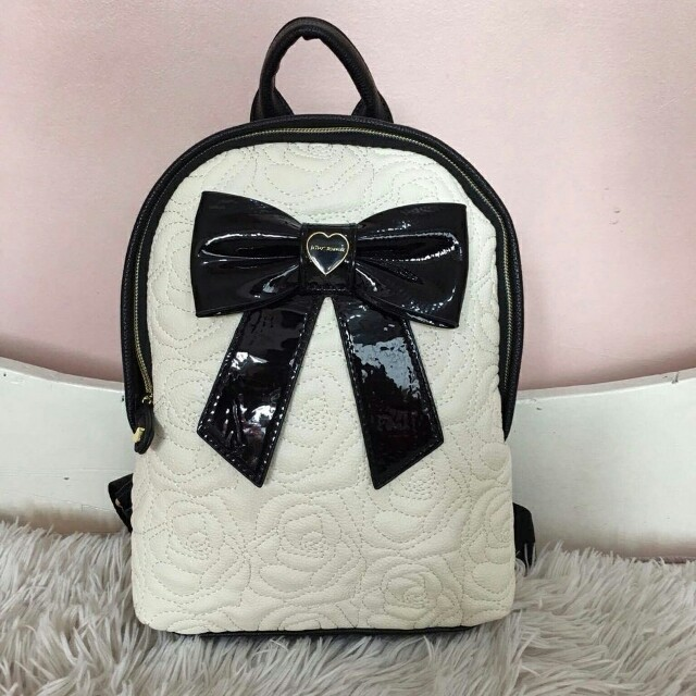 Authentic Betsey Johnson BackPack
