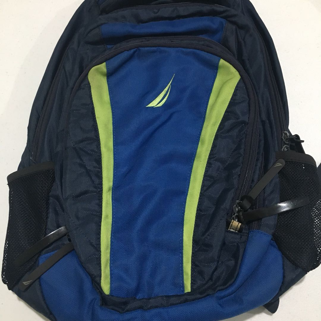 Authentic Nautica Mens Backpack