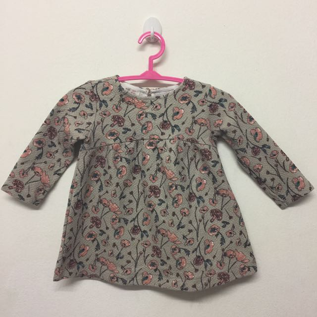 Baby Tunic/Dress (Size: 3-6 Months)