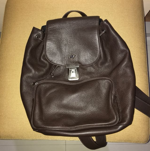 Backpack braun buffel
