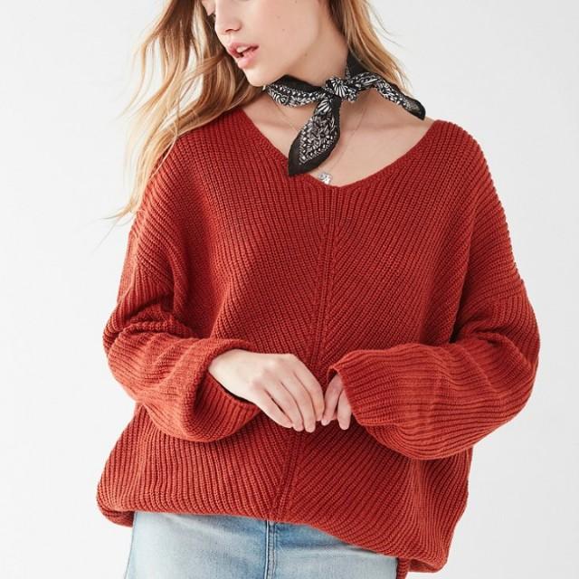 BDG Harper Knit Sweater