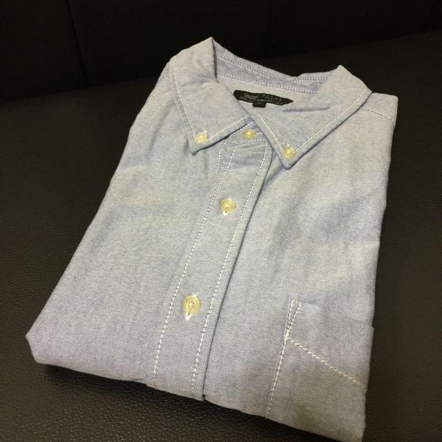 BEAMS 日本潮牌 短袖襯衫 L 保證正品