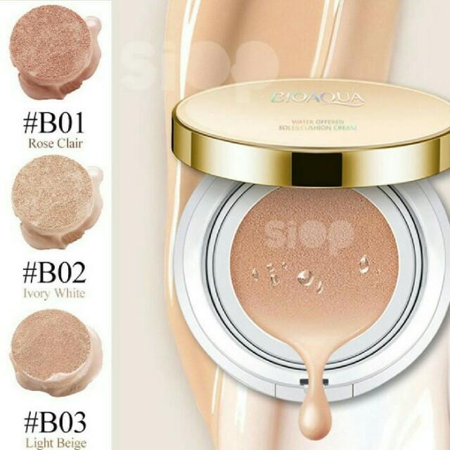 Bioaqua bb cream exclusive gold
