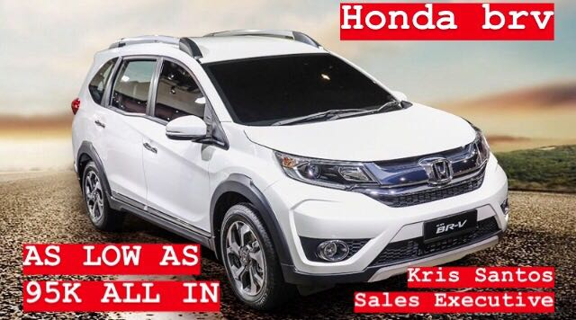 Brand New Honda BR V Cars For Sale On Carousell