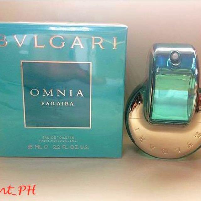 Bvlgari Omnia Perfumes