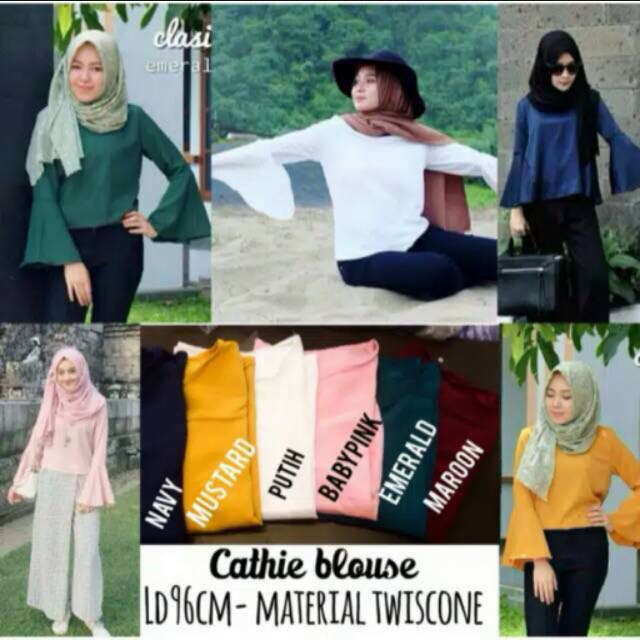 Cathie Blouse