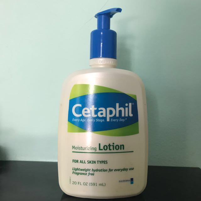 Cetaphil Moisturizing Lotioon