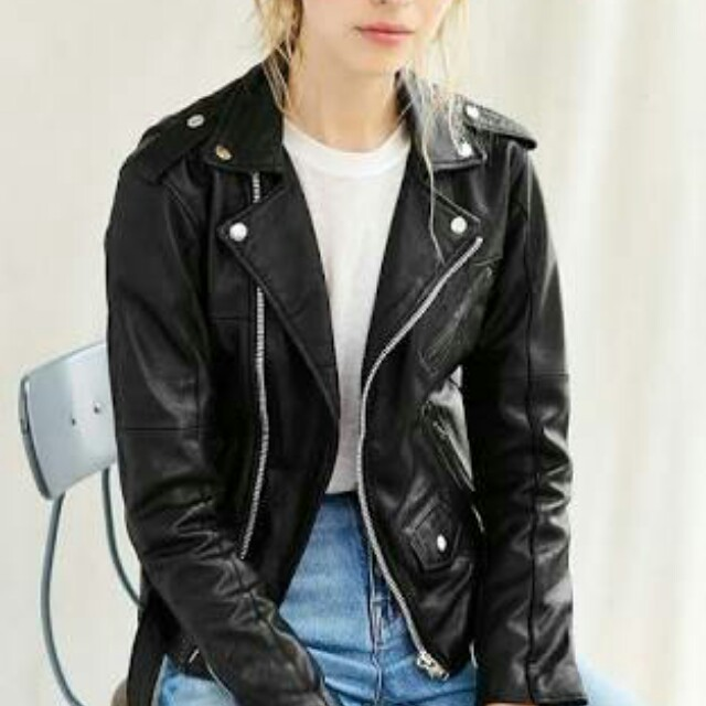 Chicabooti Leather Jacket