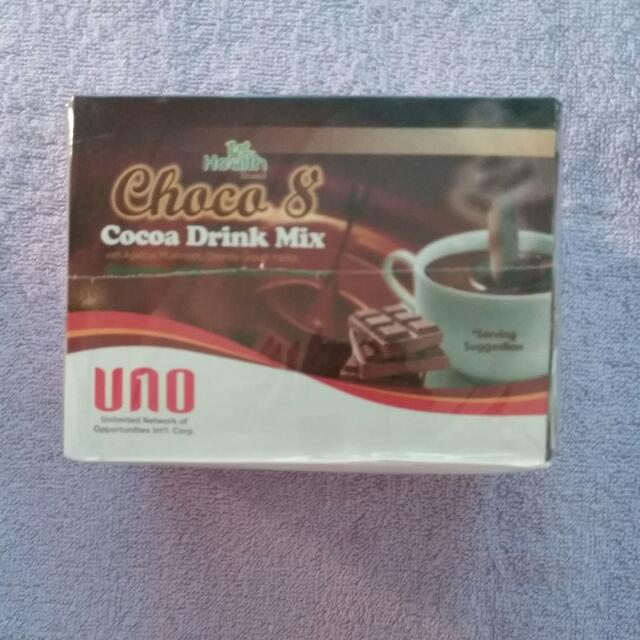 Choco 8 Cocoa Drink Mix