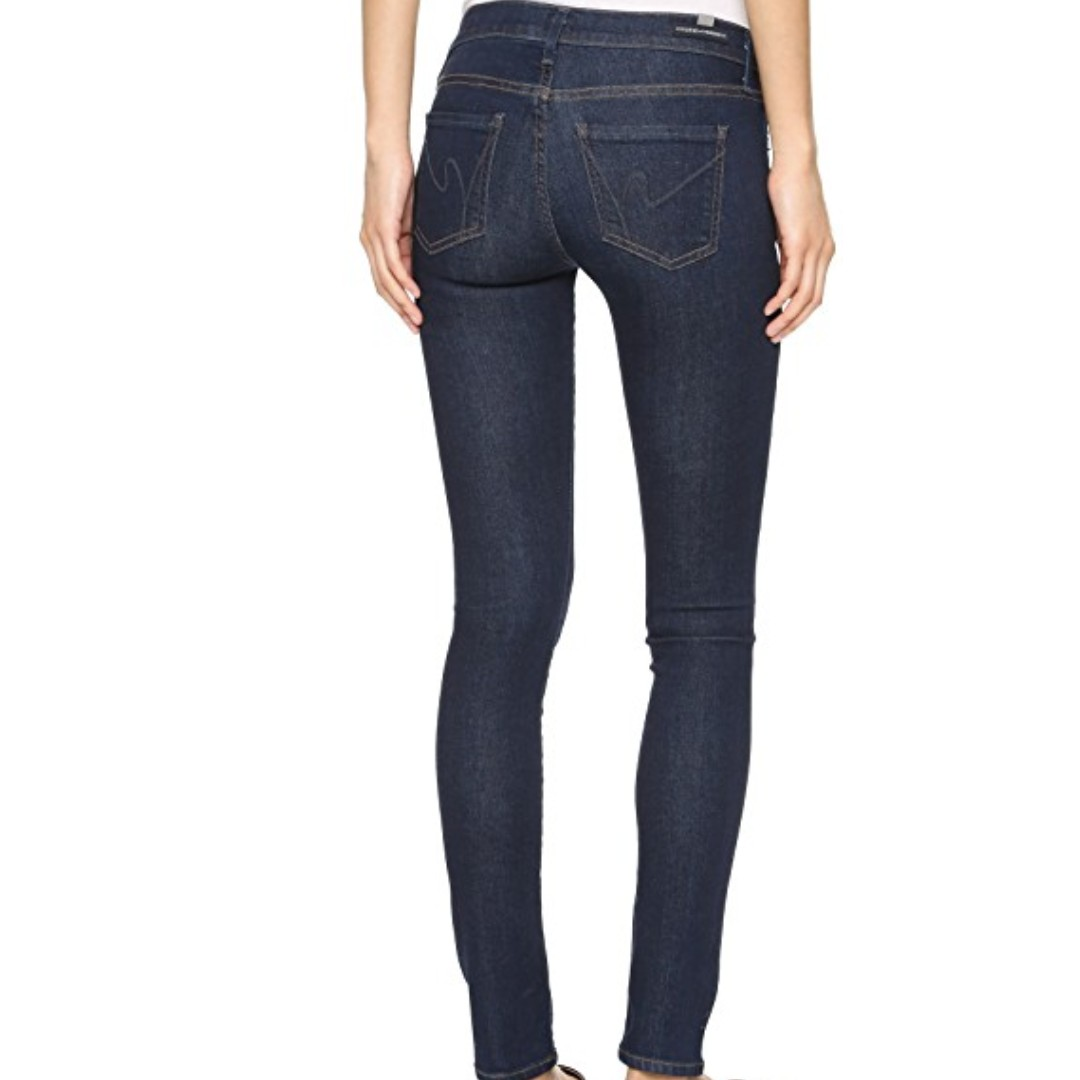 Citizens of Humanity Avedon skinny jeans size 26 from Aritzia