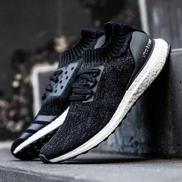 buy popular 52596 1b028 CNY STEAL!!) Adidas Ultra Boost 4.0 Uncaged Carbon, Men's ...