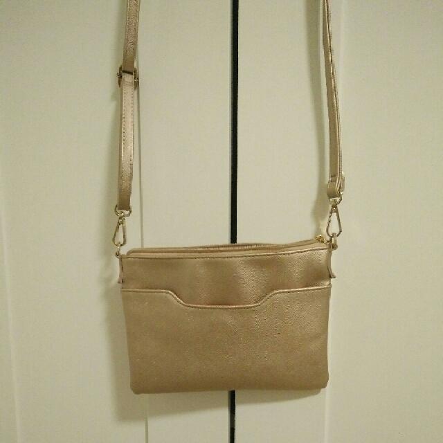 Colette Rose Gold Bag