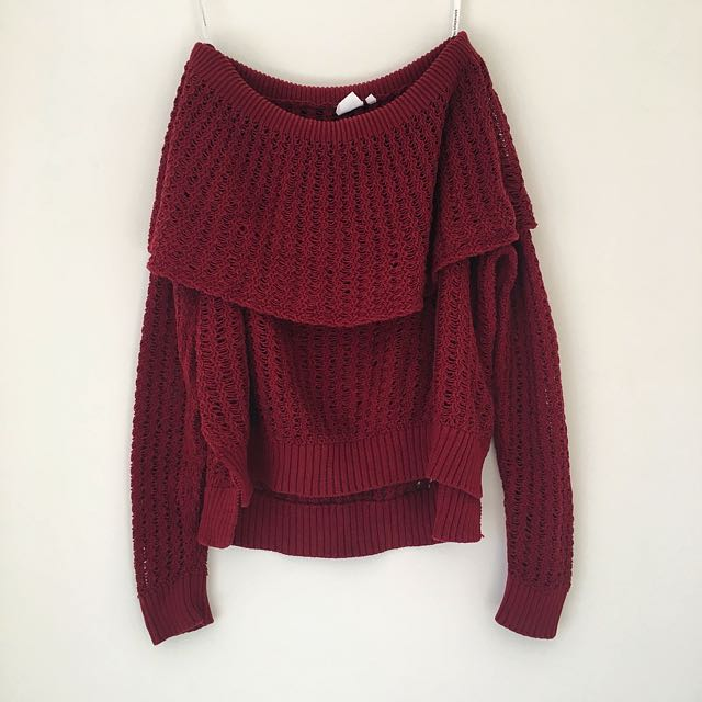 Daria Berry Sweater