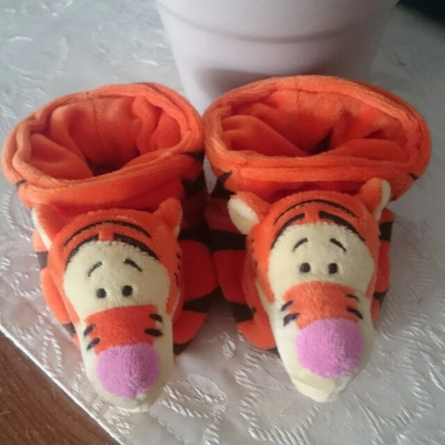 b630ed231ab Disney Tigger booties