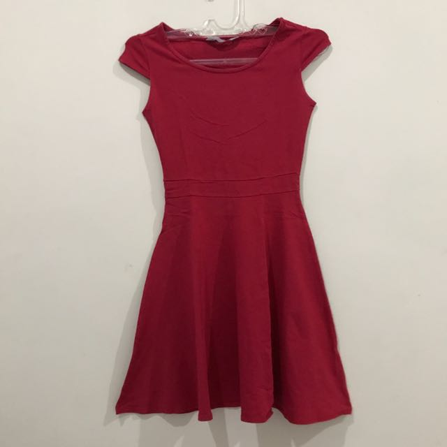 Dorothy Perkins - Red Skirts Dress
