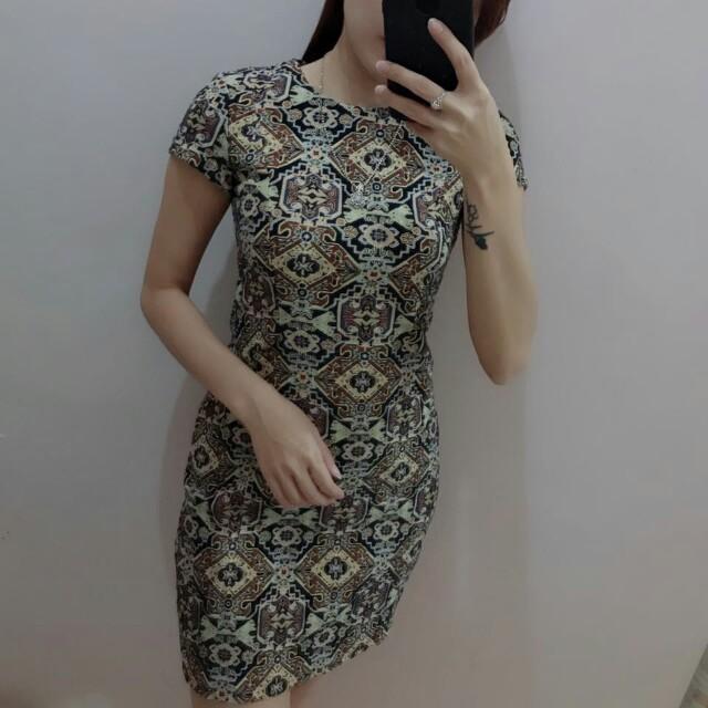 Dress etnic size M